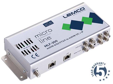 New Micro Line headends by Lemco