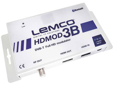 LEMCO HDMOD 3B με HDMI Loop-through & Bluetooth