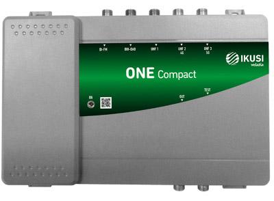 IKUSI ONE Compact Programmable Digital Amplifier