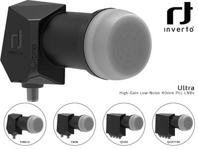 INVERTO® Ultra HGLN Universal PLL LNBs