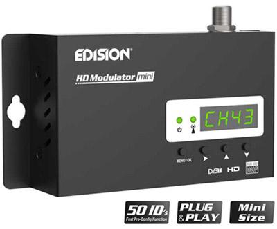 EDISION® HD Modulator Mini