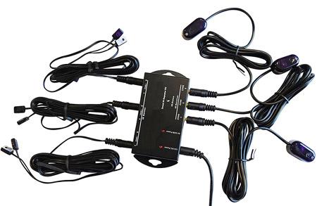 Fenger Z306 Triple Zone IR Extender Kit