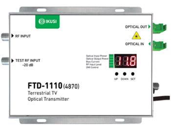 IKUSI® FTD-1110 Optical Transmitter