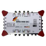 Bauckhage BMS-998DC Cascadable Multiswitch 9x9x8, External PSU (not included)