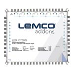 LEMCO® LMS-1720S Multiswitch 17x20, External PSU (included)