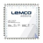 Lemco LMS-1732S Multiswitch 17x32, External PSU (included)