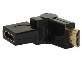 FENGER® HDMI Multi-Pivot Adapter 180 degree (Male to Female)