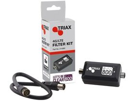 TRIAX® 4G/LTE In-Line Filter Kit 5-782 MHz